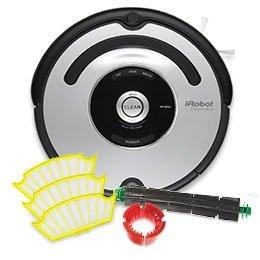 Roomba 500. sērijas detaļas