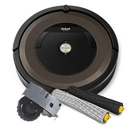 Roomba 800. sērijas detaļas